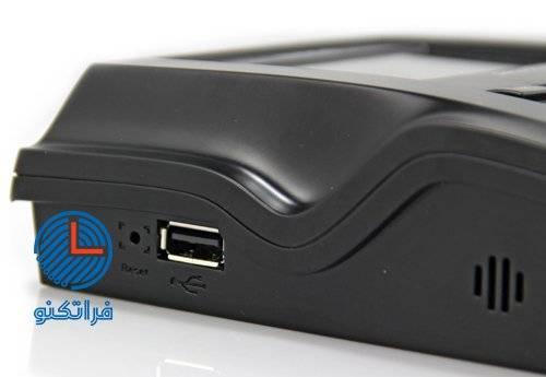 پورت USB دستگاه حضور و غیاب